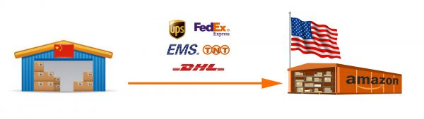 Shipping from China to US by express