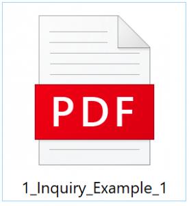 1_Inquiry_Example_1